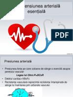 Hipertensiunea arteriala esentiala