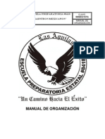 Manual de organización