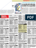 Los resultados del domingo en el Hipódromo de La Plata