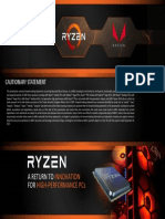 AMD RYZEN CES VEGA