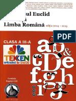 Concursul Euclid Limba Romana