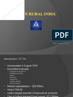ITC rural marketing in india Case Study