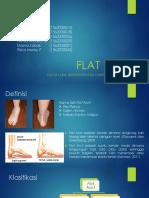 Flat Foot Fixed