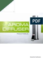 Aroma Diffuser Manual