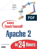 Daniel Lopez Sams Teach Yourself Apache 2 in 24 Hours