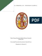 Informe Final de Bioquimica de Alimentos Espinaca