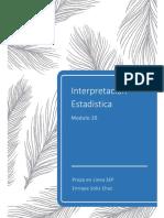 SolisChuc Enrique M20S3 Interpretacion Estadistica