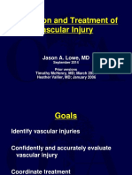 g03 Lowe Evaluation Treatment of Vascular Injuryfinal