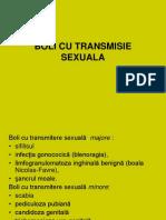 Boli cu transmisie sexuala- Dermatologie