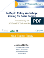 Solar Thermal Energy Systems Annual Technical Progress Report