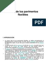 Fallas de Los Pavimentos Flexibles
