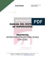 Interconexi+¦n Sistema Scada COES