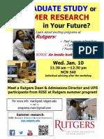 UPRRP - Rutgers Visit Jan2018