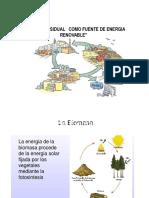 Uso de La Biomasa