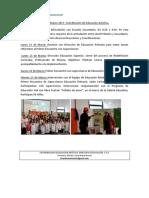 Informe Marzo Prensa C.G.E