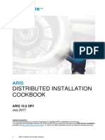 ARIS 10-0sr1 Distributed Installation Cookbook