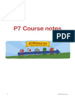 ACCA P7 Course Notes