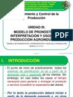 Modelo de Pronosticos