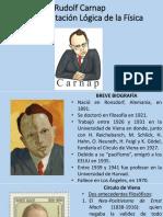 R. Carnap - Fundamentos Lógicos de La Física