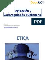 Legislación y Autoregulación Publicitaria 1.0