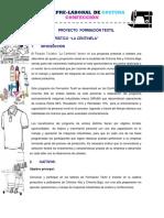 Proyecto Formacion Textil