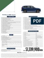 Ficha XC90 T6R-Design 7p 2018