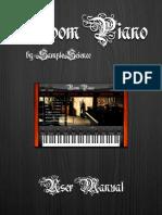 Room Piano Manual