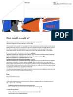 Must, Should, Or Ought To_ _ OxfordWords Blog