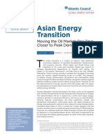 Asian Energy Transition
