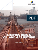 Shaping Iraq's Oil and Gas Future