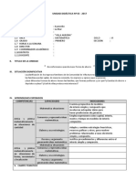 Producto Final Unidad Didactica Matematica Blando La Mar