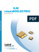 Laird Thermo Electric Handboek
