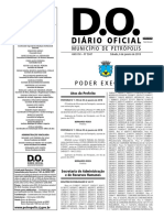 jornal oficial de petropolis