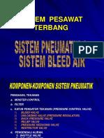 Pneumatic Bleed Air