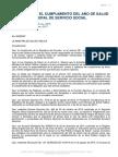 Norma Para El Cumplimiento Del Año de Salud Rural de Servicio Social ACTUALIZADO