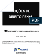 7 EA CQ Nocoes de Direito Penal PC-MS Agente Demonstracao