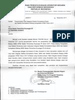 Pengumuman Integrasi Skd Skb
