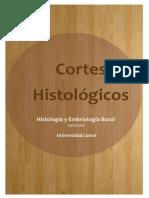 Cortes Histologicos FINAL