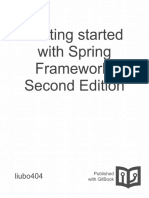 Getting Started With Spring Framework Second Edit