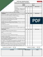 - Lista de Verificación - Estandar Andamios y Escaleras_v01
