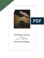 Paulo Porto alegre 98 peças curtas 1