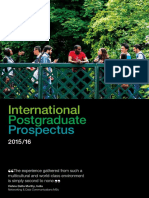 International Pg Prospectus