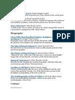 100 Libros de No Ficción Según El Diario Guardian