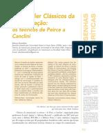 2017 Peirce e Canclini, Classicos Da Comunicacao 139724-274568-1-PB