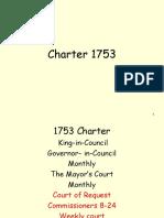 1753 Charter