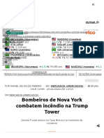 Bombeiros Nova Iorque