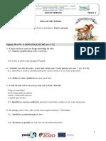 Ficha Farsa de Inês Pereira