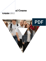 International Course Guide 2017