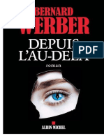 Depuis l'Au-Delà - B. Werber