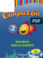 Chapuzon 3 docente